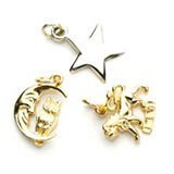 9ct Gold Astrology and Zodiac Charms
