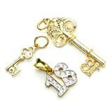 9ct Gold Birthday Charms