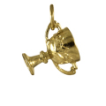 9ct Gold Trophy Charm