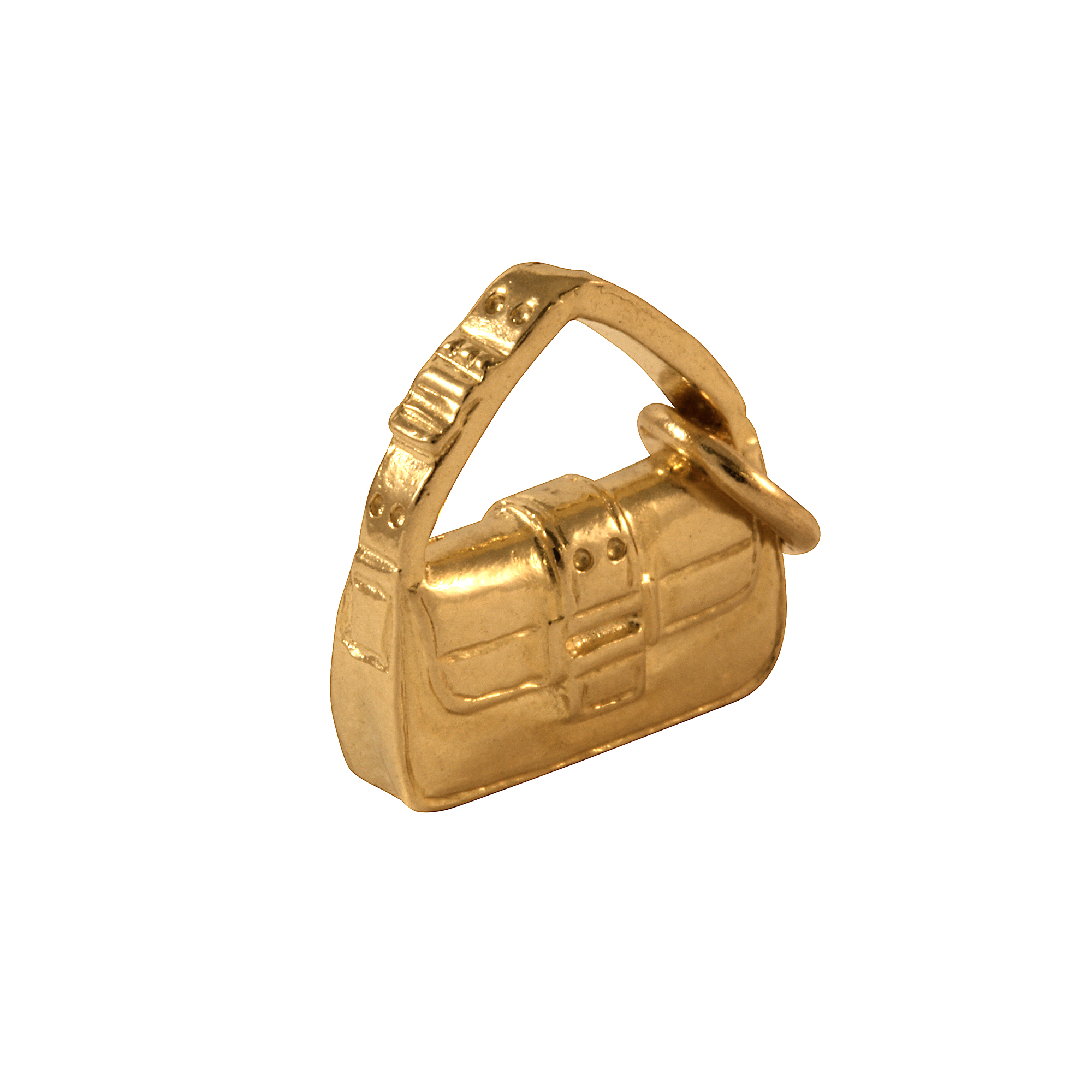 An image of 9ct Gold Purse Charm