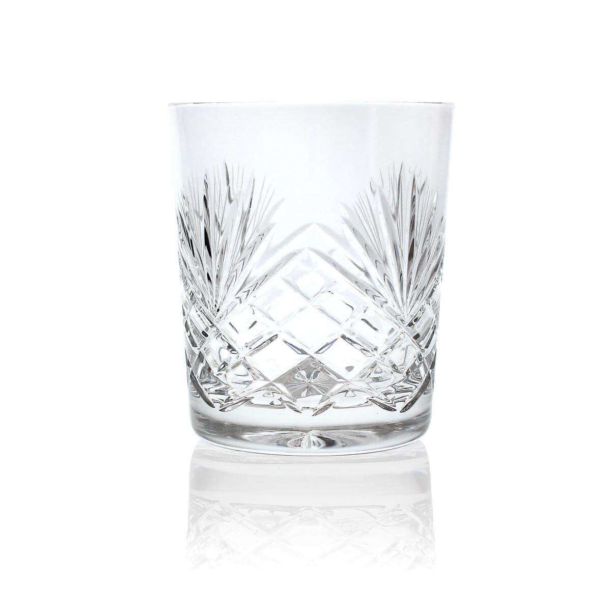 Old Fashioned 10Oz Glass Tumbler