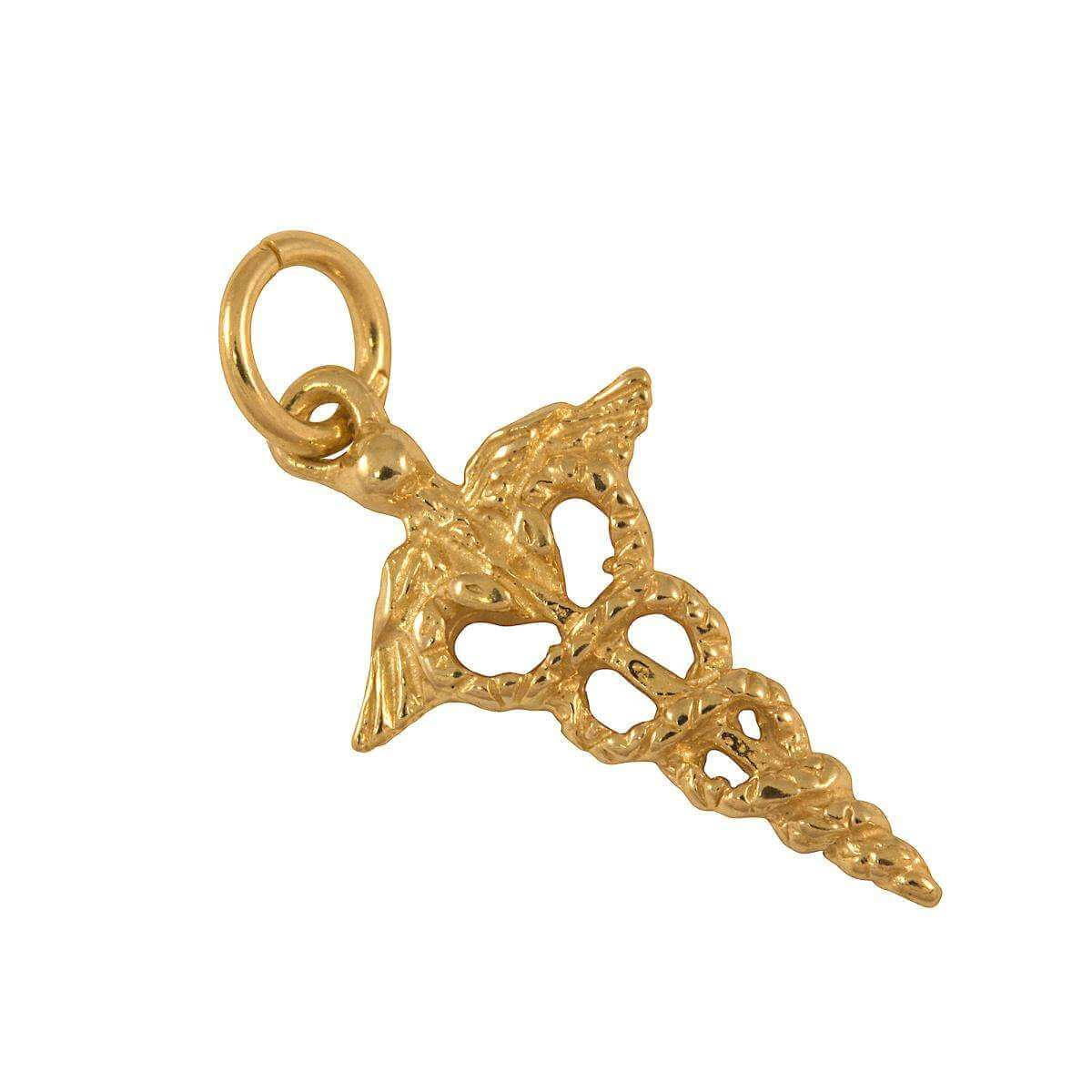 9ct Gold Medical Charm